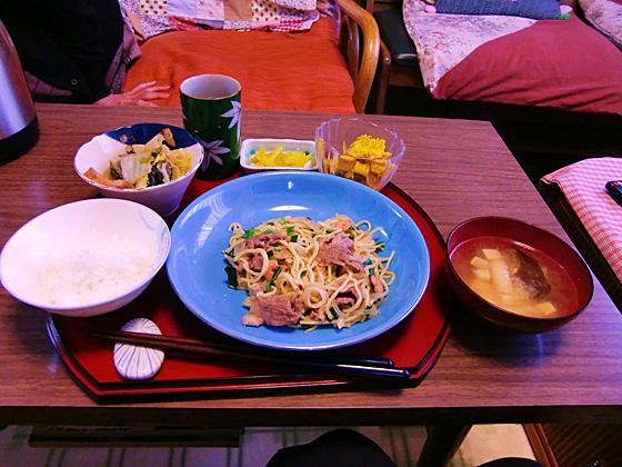 美味しい昼食